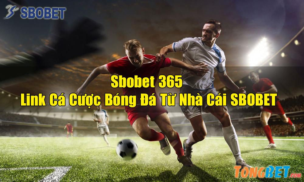 Link đăng nhập vào website Sbobet 365 không bị chặn